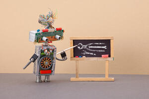 artificial-intelligence-machine-learning-and-robot-4VNP9AC